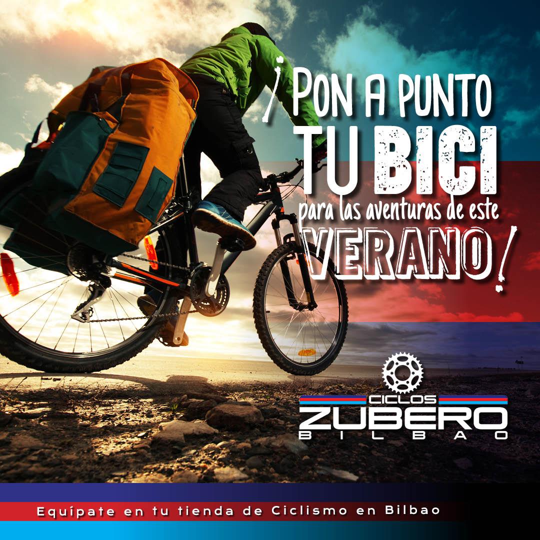 Viajar es un placer y más si lo haces en bici