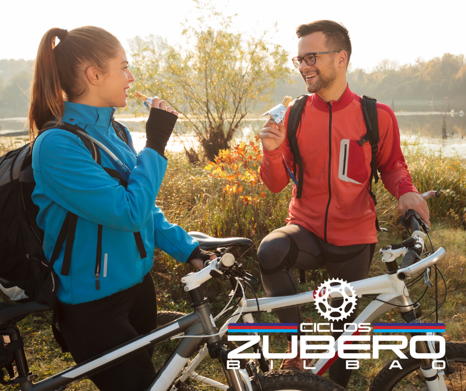 nutrición para ciclistas